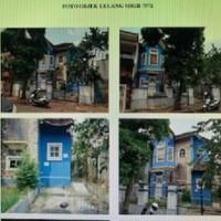 Kurator Mubyl : Sebidang tanah SHGB seluas 150 m2 di Komplek Anggrek Loka BSD, Serpong, Kota Tangerang Selatan