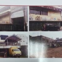 PN Tangerang : Sebidang tanah dan bangunan luas 229 m2, di Jl. Ir. H. Juanda, Ciputat Raya, Kota Tangsel