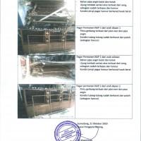 KPPN Sumedang: 1 Paket bongkaran pagar permanen (besi) dijual kondisi apa adanya (BMN)