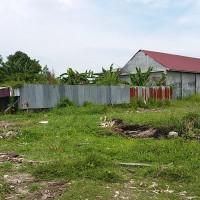 b. CIMB Niaga, tanah luas 1.962 m2 terletak di Jalan Perjuangan, Desa Mulio Rejo, Kec. Sunggal, Kab. Deli Serdang