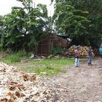 c. CIMB Niaga, tanah luas 1.962 m2 terletak di Jalan Perjuangan, Desa Mulio Rejo, Kec. Sunggal, Kab. Deli Serdang