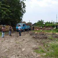 f. CIMB Niaga, tanah luas 2.880 m2 terletak di Jalan Perjuangan, Desa Mulio Rejo, Kec. Sunggal, Kab. Deli Serdang