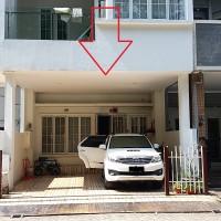 h. CIMB Niaga, tanah luas 120 m2 berikut bangunan di Komplek Cemara Asri, Jl Kelapa No 8-G Desa sampali, Kab  Deli Serdang