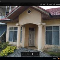 [BRI Bkt] 1. Sebidang tanah luas118 m2 berikut bangunan & turutannya sesuai SHM No 38 di Nagari Tabek Panjang, Kecamatan  Baso