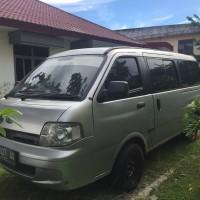 BRI BNA -FIDUCIA- Satu unit Mobil Minibus Merk Kia Tahun 2009 Nopol D 7027 AQ