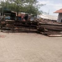 (Bakedua Kota Tegal) 1 paket Material Hasil Pembongkaran / Rehab Bangunan Gedung Pemerintah Kota Tegal
