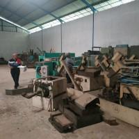 Lelang Eksekusi permohonan PT Bank Mandiri: 1 (satu) Paket barang bergerak terdiri atas 179 mesin