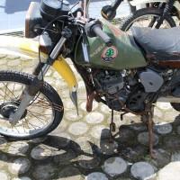 10. BKSDA Jambi Melelang 1 (satu) Unit Sepeda Motor Merk Suzuki TS125, Bensin, Tahun 2000, Nopol : BH 5842 H