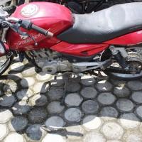 12. BKSDA Jambi Melelang 1 (satu) Unit Sepeda Motor Merk Bajaj Pulsar 180, Bensin, Tahun 2007, Nopol : BH 6089 ME