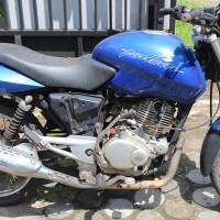 13. BKSDA Jambi Melelang 1 (satu) Unit Sepeda Motor Merk Bajaj Pulsar 180, Bensin, Tahun 2007, Nopol : BH 6087 ME
