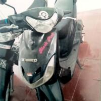[KejariBkt] 2. 1(satu) unit sepeda motor merk Yamaha Mio warna hitam No Pol BA 2342 QB