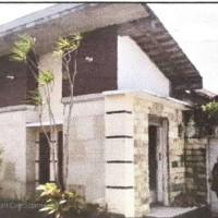 BRI Jombang - Sebidang tanah seluas 578 m2, sesuai SHM No. 1593, berikut bangunan terletak di Ds Denanyar, Kec. Jombang, Kab. Jombang