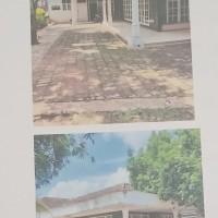BRI Agro 3 - Tanah dan bangunan, SHM, luas tanah 345 m2, di Jl. Abdul Kadir LK.III Rajabasa, Bandar Lampung