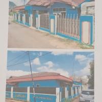 BRI Agro 4 - Tanah dan bangunan, SHM, luas tanah 386 m2, di Jl. Kelinci, Kedaton Bandar Lampung