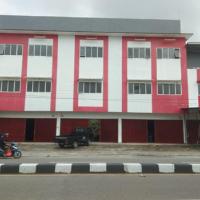 L. Eksekusi (PT Bank BNI Tbk., Kanwil Papua) : tanah berikut bangunan ruko di atasnya (Petak 5), LT 142 m2 (SHM 4392) di Inauga, Mimika