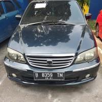 KPP Kramat Jati (EKSEKUSI-SITA) : Mobil Honda, ODYSSEY 2,3 L AT Tahun 2001 Warna Biru Tua Metalik  di Jakarta Timur (PT.AM))