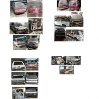 Pemko Tebing Tinggi, (Satu) Paket Limbah Padat (scrap) logam ferro atas 19 (sembilan belas) unit kendaraan roda empat