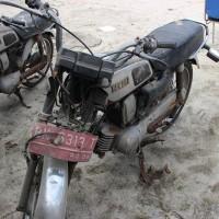 KPP Pratama Pematangsiantar-1 (Satu) paket BMN berupa 2 (dua) unit Sepeda Motor merk Yamaha L2 S-100 Th. 1991 (BK- 6313-T dan BK-6312-T)