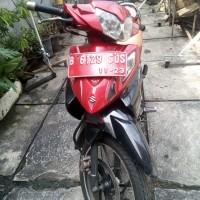KPP Mampang Prapatan Lot 1: Satu unit Suzuki FL 125 RCD B 6129 SQS