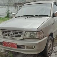 BBP3KP KKP : 1 unit Mini Bus Toyota Kijang LGX