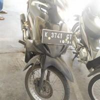 KPP KUDUS (Eksekusi Pajak): 1 (satu) unit sepeda motor Honda NF 11B1D, Nopol K 3741 GT, Thn 2009, Warna Hitam, kondisi apa adanya