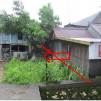 Kurator ADE WIDAGDO-11 : 3 bidang tanah dan bangunan diatasnya, di Jalan Poros Pangkep ke Barru, Bonto Perak, Kab. Pangkep