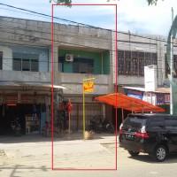 1.a. BRI Lhokseumawe: Sebidang tanah seluas 134 m2 berikut Bangunan  diatasnya, di Jl. Merdeka Timur, Desa Uteunkot, Kec. Muara Dua,