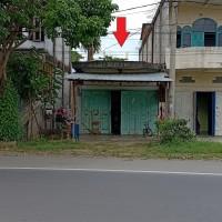 4.b. BRI Lhokseumawe 02-12: Sebidang tanah seluas 132 m2 berikut bangunan  diatasnya, di Desa Alue Buket Kecamatan Lhoksukon, Aceh Utara