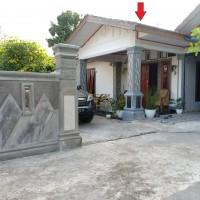 4.a. BRI Lhokseumawe 02-12: Sebidang tanah seluas 320 m2 berikut bangunan diatasnya, di Desa Meunasah Alue Kec. Muara Dua Kota Lhokseumawe