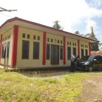 [BNIPdg] 1. Sebidang tanah luas 860m2 berikut bangunan & turutannya sesuai SHM No. 432 di Nag Panyalaian, Kecamatan X Kotoi