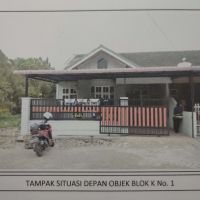 Eka Setiawan Tarigan,Sebidang tanah luas 132 m2 berikut bangunan,SHGB No.99 di Desa/Kel Sumber Melati Diski Kec.Sunggal, Deli Serdang