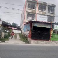 BRI Kabanjahe, Tanah seluas 152 m2 beserta bangunan ruko SHM No.531 di Desa Rumah Berastagi, Kec. Berastagi, Kabupaten Karo