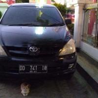 1 unit kendaraan roda empat, Toyota, Kijang Innova, DD 741 IO, 01998 CC, Hitam Metalik, Rusak Ringan (BPJS Ketenagakerjaan)