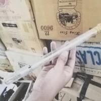 Klimatologi - 1 paket inventaris kantor dalam kondisi rusak berat berupa 17 alat khusus meteorologi