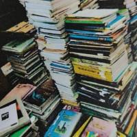 BPS Provinsi DKI Jakarta-1 (satu) paket barang inventaris dan buku kondisi rusak berat