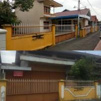 BRI PTK Gajahmada 2B: 2 (dua) bid tnh & bngn SHM 943 & 5578 Lt. 437 m2, di Jl. Tabrani Ahmad, Kel. S Jawi Dalam, Kec. Ptk Barat, Ptk