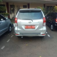LPDB-KUKM- Mobil Daihatsu F651RV-GMDFJ/Xenia MT, Tahun 2012, No.Pol. B 1601 SQO, Kondisi Rusak Berat
