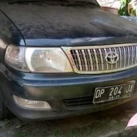 1 unit kend. roda 4 Mini Bus, merk Toyota/Kijang LX Tahun 2000, No. Polisi DP 204 JA, di Kemenag. Tana Toraja