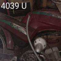 Lot. 3. 1 unit Sepeda Motor Suzuki A100 Tahun 1995, Nomor Polisi DD 4039 U, di Kemenag. Tana Toraja
