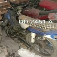 Lot. 9. 1 unit Sepeda Motor Honda Astrea C100 Tahun 1997, Nomor Polisi  DD 2461 A, di Kemenag. Tana Toraja