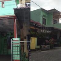 2.b PT. BRI, tanah luas 90m2 berikut bangunan terletak di Komplek Gaperta Residance B/18, Kelurahan Tanjung Gusta, Kota Medan