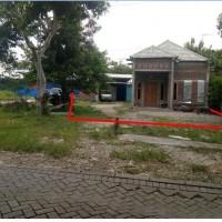 Sebidang tanah & bangunan SHM No. 153 luas 900 m2 terletak di Desa Kepoh, Kec. Kepohbaru, Kab. Bojonegoro (Bank Panin Cendana)