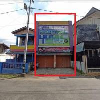 Bank Mandiri 2 : TB, SHM No. 2638 luas 108m2, Jl. Selayar No. 48 B, Kel. Akcaya (dh. Parit Tokaya), Kec. Pontianak Selatan, Kota Pontianak