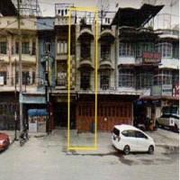 Lelang Eksekusi HT Bank BNI : T/B luas 273 m2 sesuai SHM No.518/ Sei Putih Timur I - Medan