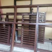 """Hasil Bongkaran Gedung Bangunan Mako Polres Aceh Tenggara """"B"""" (Gedung Belakang) dan Bongkaran Gedung Bangunan Mushola"""