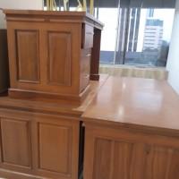 Dewan Energi Nasional - 1 (satu) paket BMN berupa: lemari besi, lemari kayu, meja kerja kayu, kursi besi/metal, meja komputer, nakas, meubel