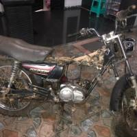 Bank.Kalbar.14. Yamaha RX King Nopol  KB 3454 FC Tahun 2007