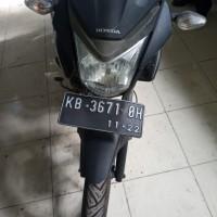 Bank.Kalbar.18. Honda Mega Pro No KB 3671 OH Tahun  2012
