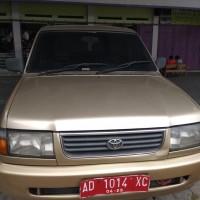 RSUP Klaten_1_Toyota Kijang KF Tahun 1999 Nopol AD 1014 XC, STNK ada, BPKB ada