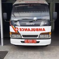 RSUP Klaten_2_Ambulan Isuzu Elf Tahun 2006 Nopol AD 9599 CC, STNK ada, BPKB ada